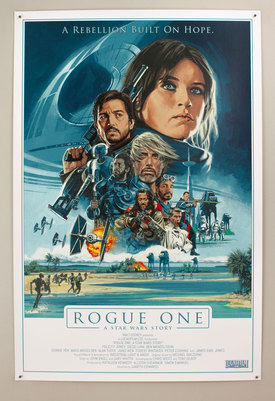 Paul mann rogue one preview